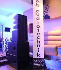 Prezentacija d&b audiotechnik u Splitu