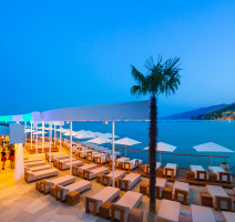 Lido beach resort Opatija