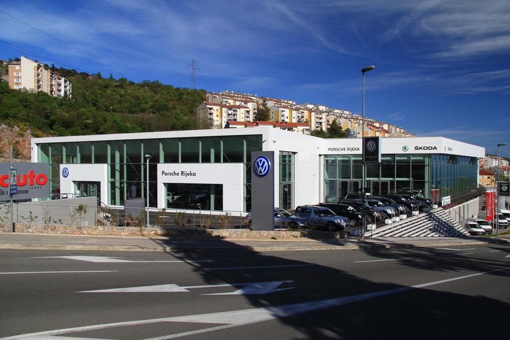Porsche Interauto – Rijeka