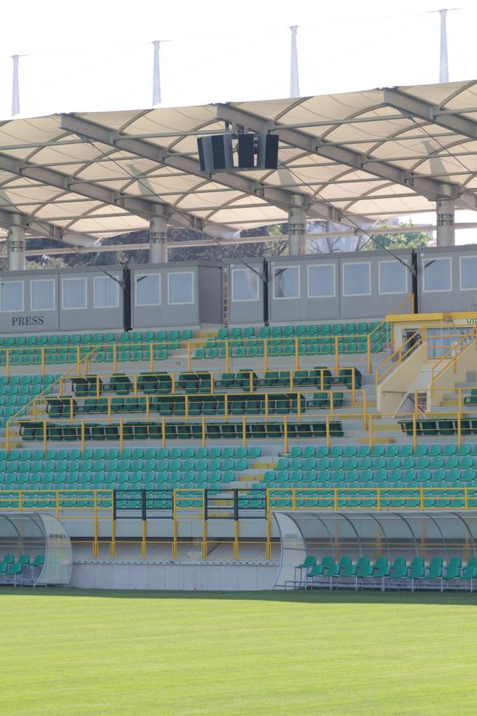 Stadion Aldo Drozina – Pula