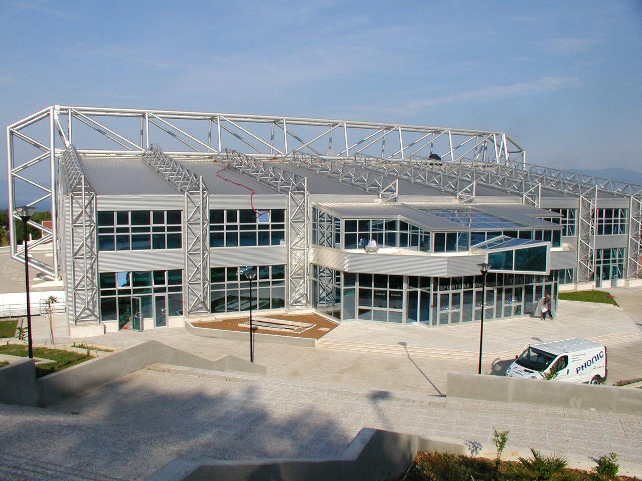 Sportska dvorana Kostrena – Rijeka