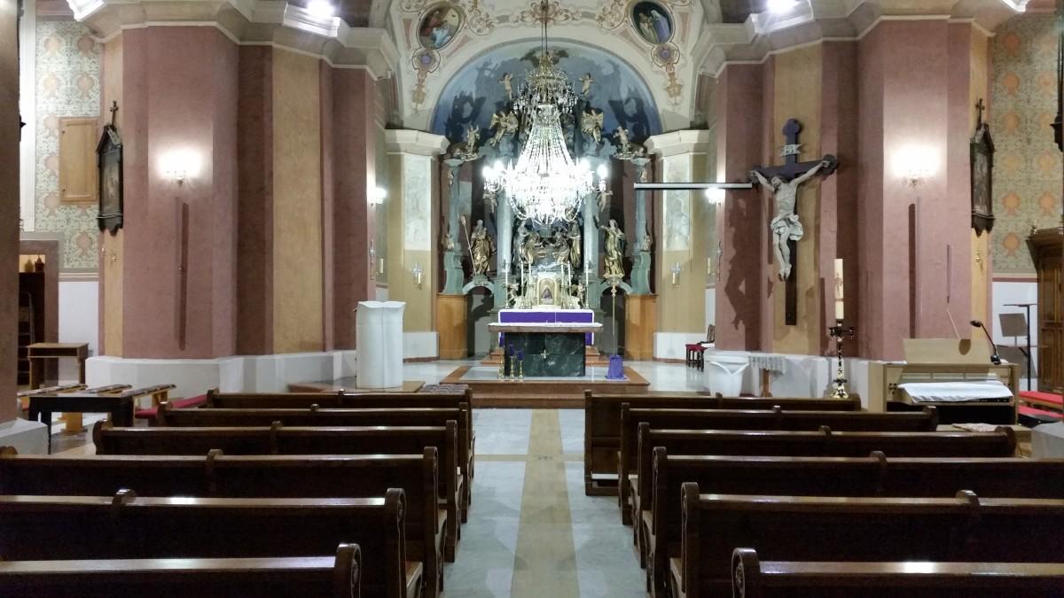 Župna crkva Uznesenja Blažene Djevice Marije – Zlatar