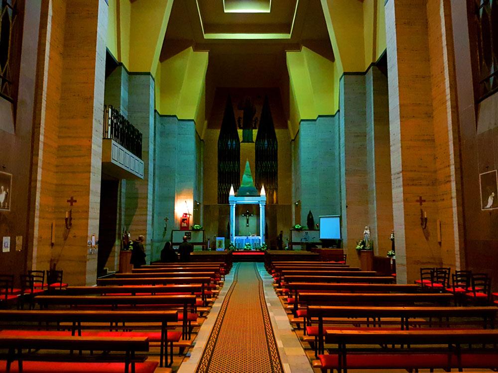 Župa sv. Romuald i Svi Sveti – Kozala